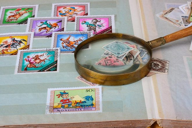 How to Sell a Stamp Collection
