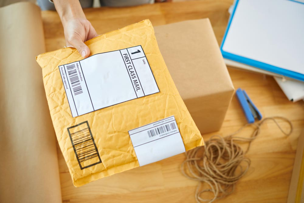 What is First-Class Mail?
