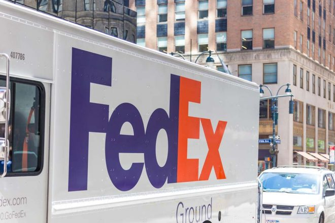 fedex home delivery times