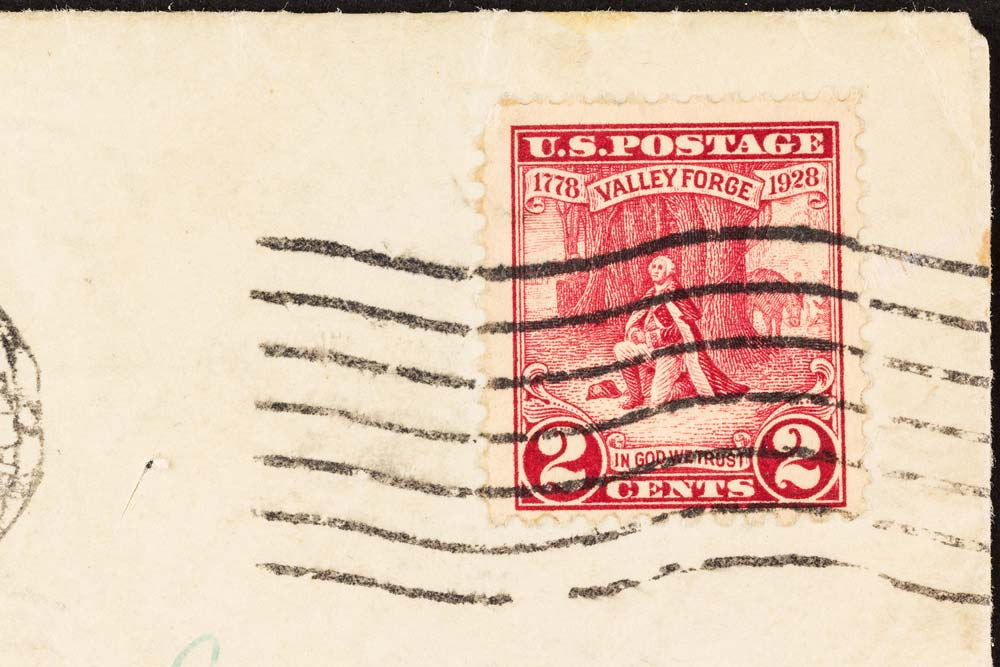 How to Remove Stamp from Envelope