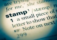 Stamp Collecting Terminology