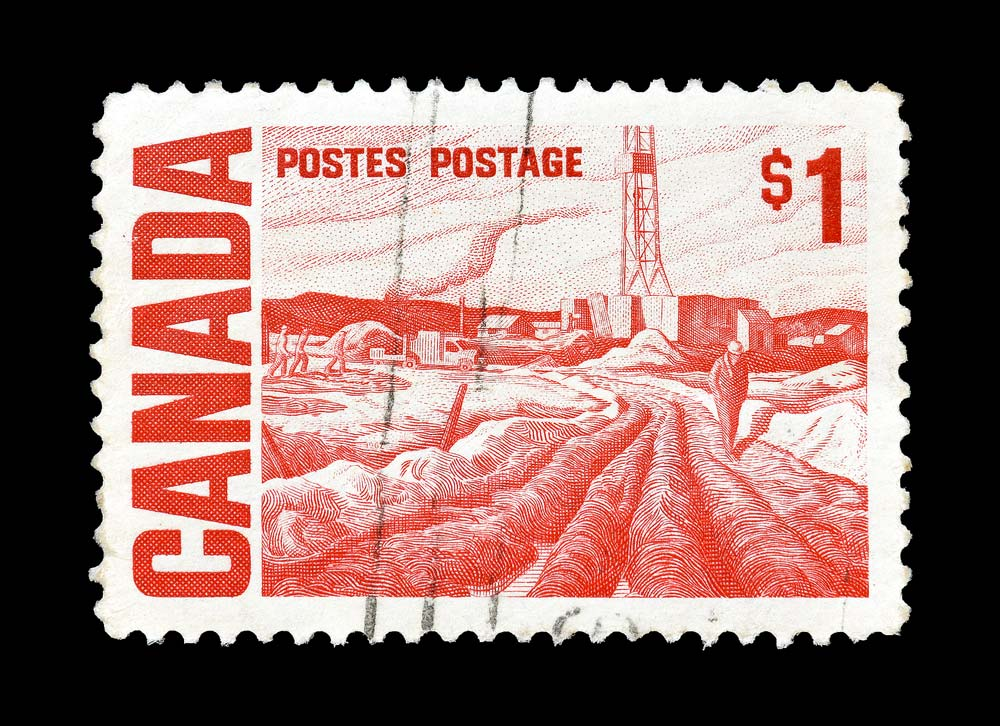 Postage Mail To Canada My Stamp Guide