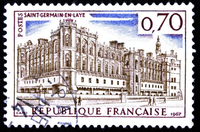 mail to france